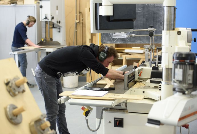 Verbazingwekkend CNC Cursus Bediener Gevorderd Timmer-, Meubel- en Interieurbouw TT-66